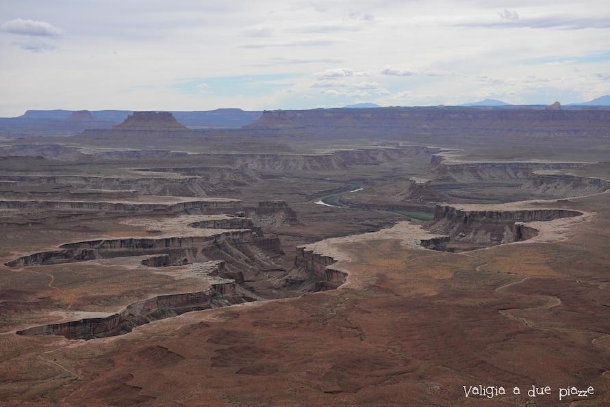 Deadhorse Point Utah