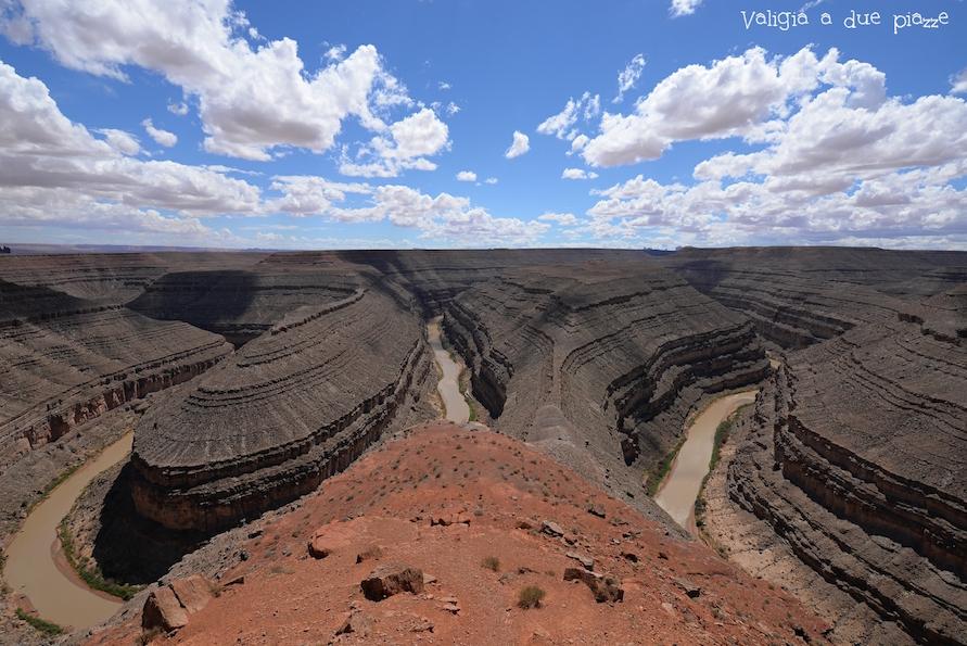 Goosesnake Bluff Utah