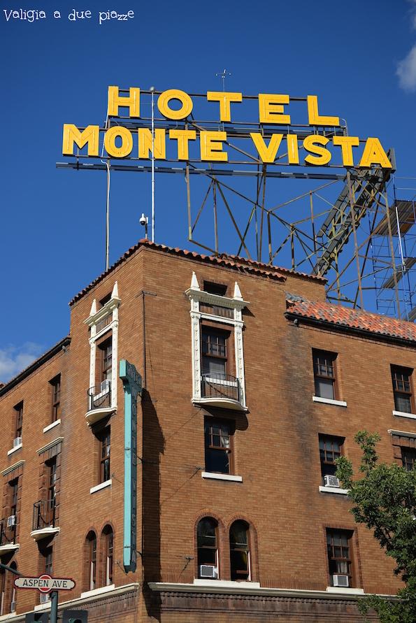 Hotel Monte vista Flagstaff