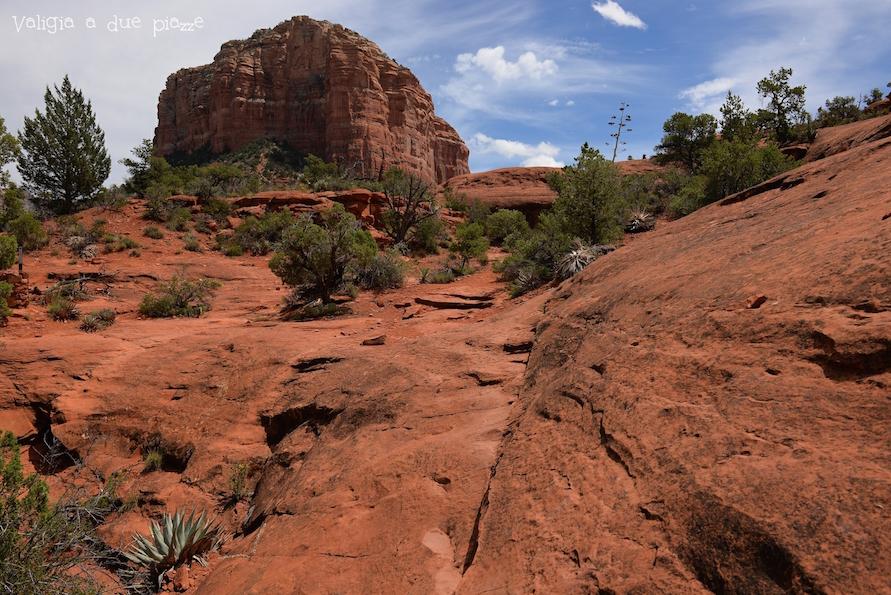 rocce rosse Sedona