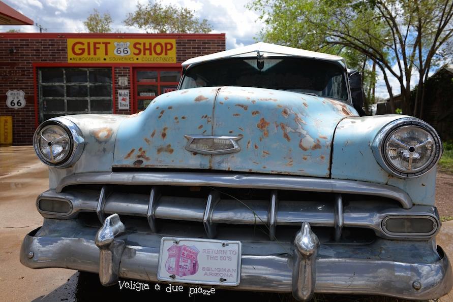 Route 66 Mother Road Arizona