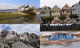 Itinerario nell'Ovest d'America (da San Francisco a Yellowstone fino al Monte Rushmore)