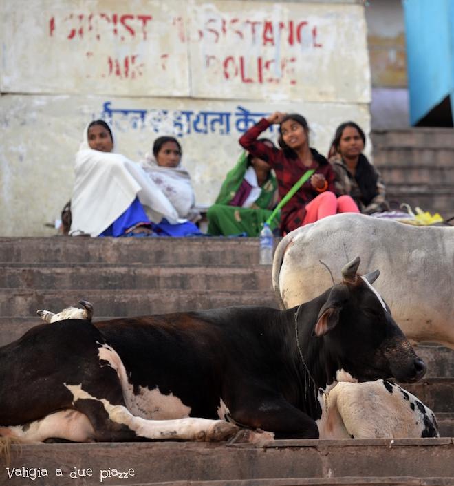 Varanasi India come visitare come arrivare quanti giorni