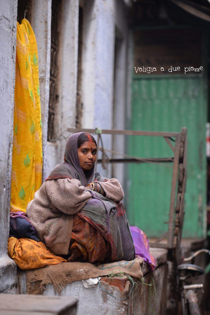 varanasi india donna