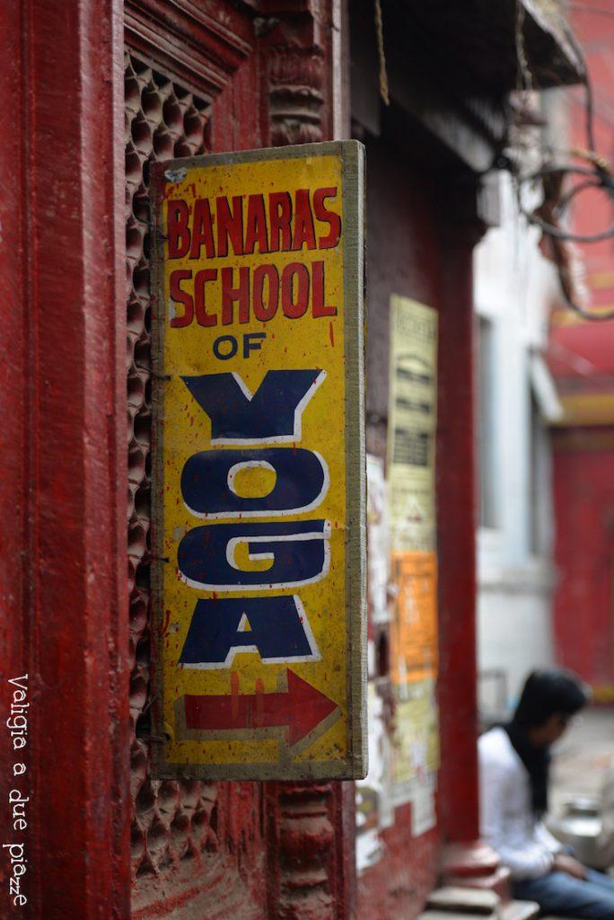 yoga varanasi india