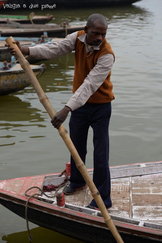 crociera sul fiume Gange Varanasi