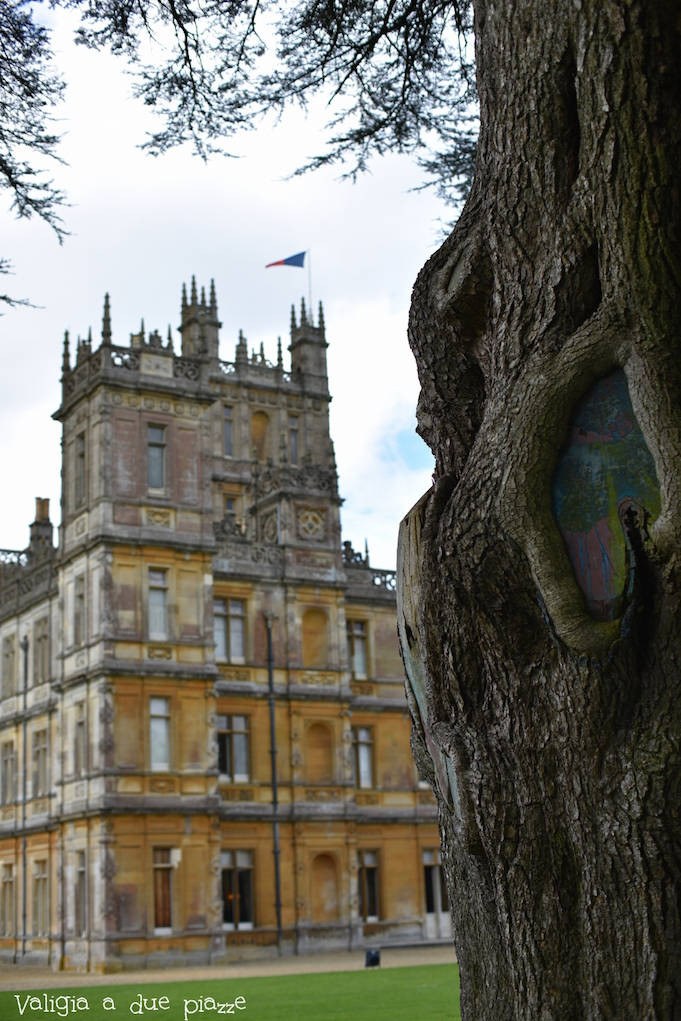 come visitare highclere castle
