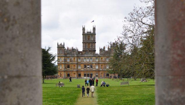 Dove si trova Downton Abbey: da Londra a Highclere Castle, nell'Hampshire