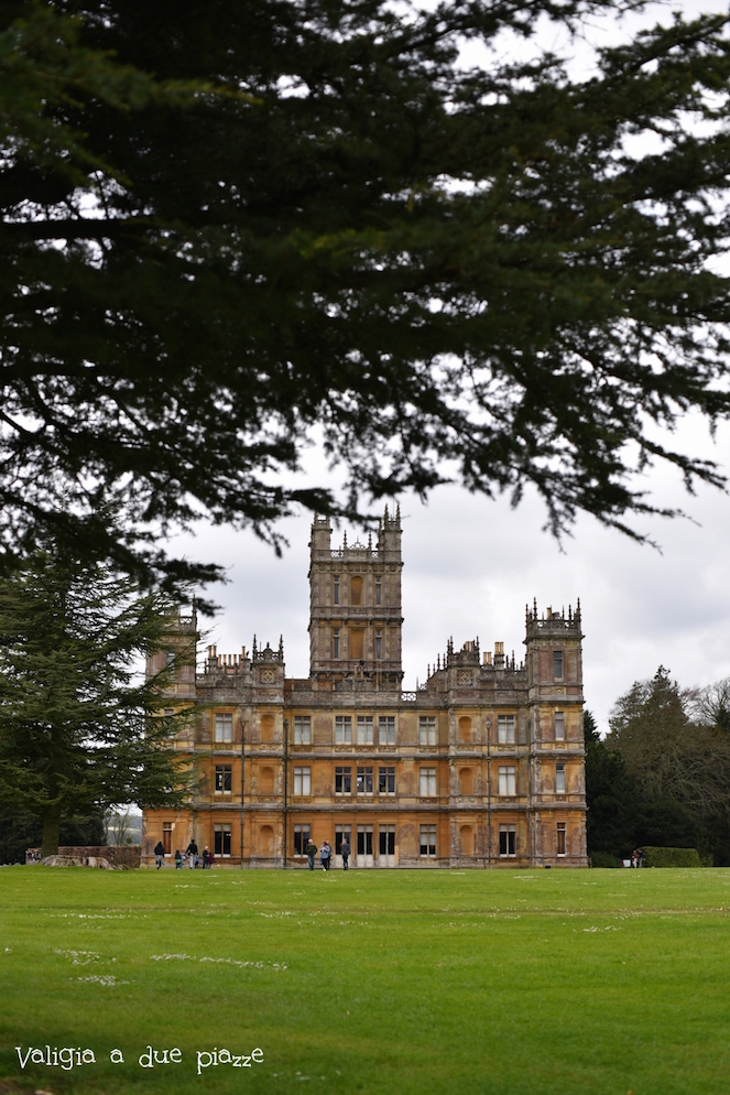 location downton abbey