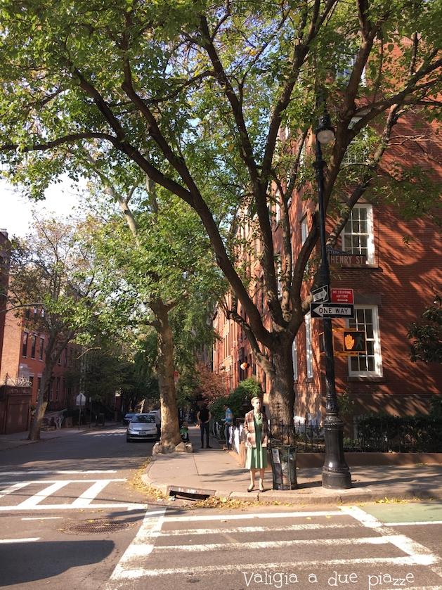 Boerum Hill autumn in new york