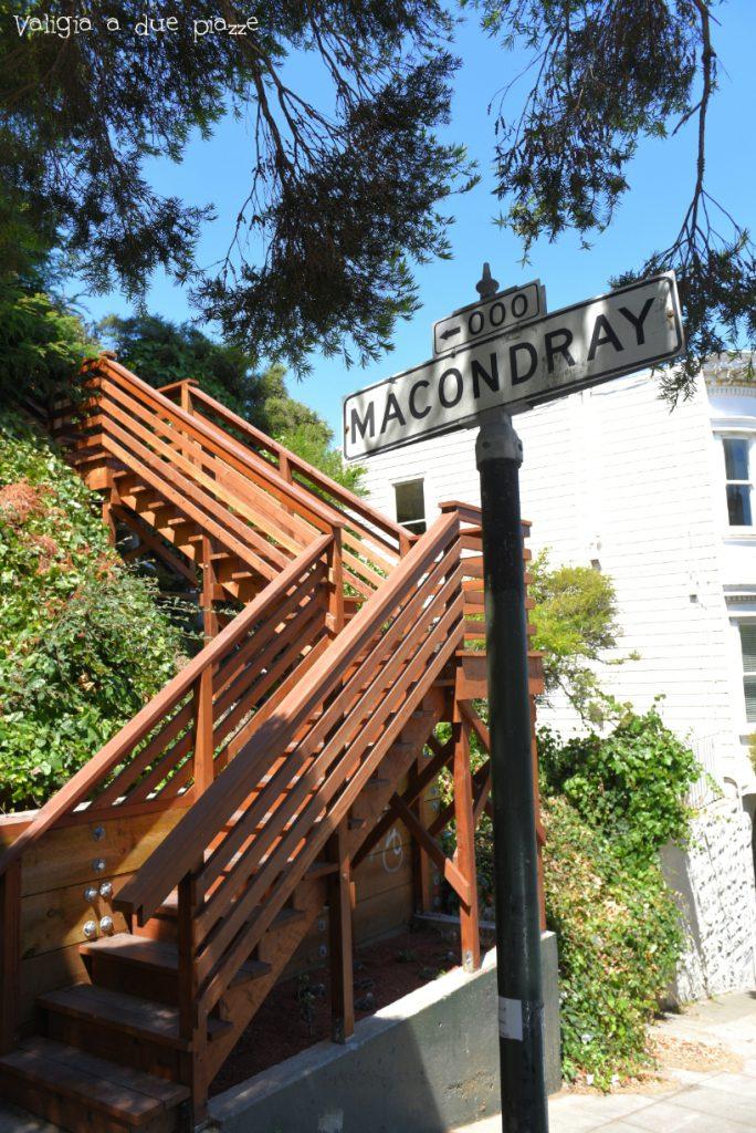 Macondray Lane Barbary Lane
