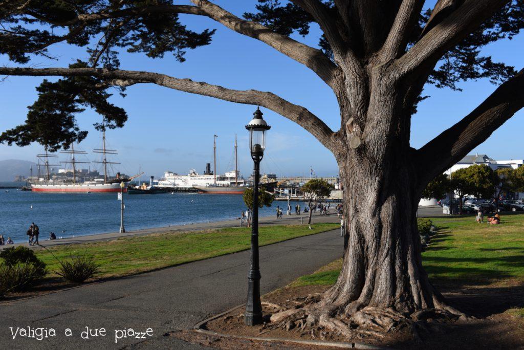 Aquatic Park San Francisco
