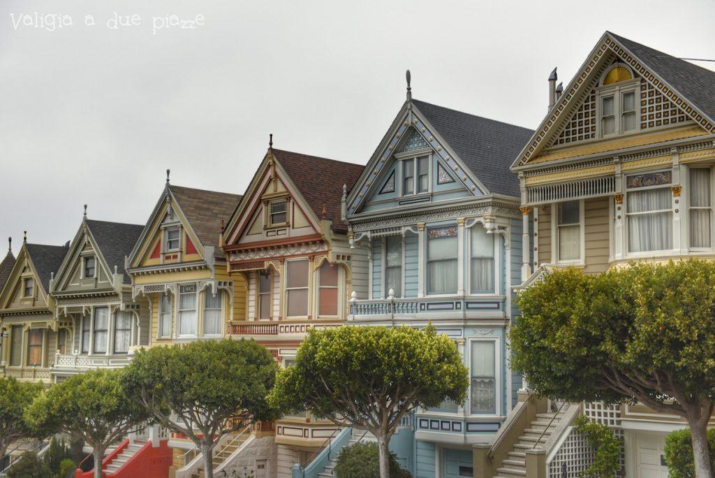 Painted Ladies San Francisco