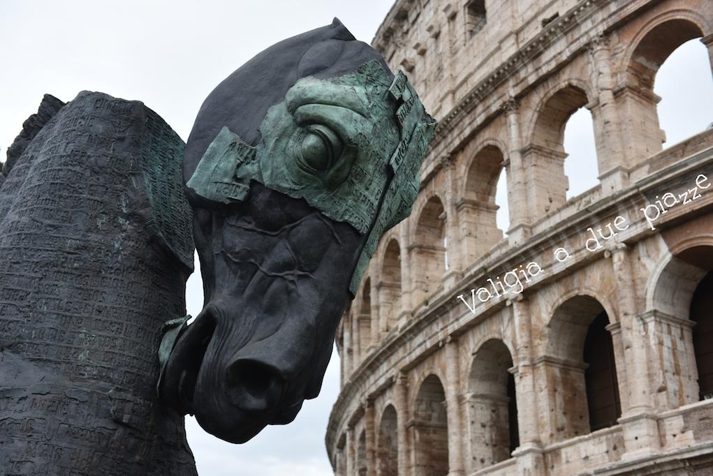 Colosseo ristoranti Roma
