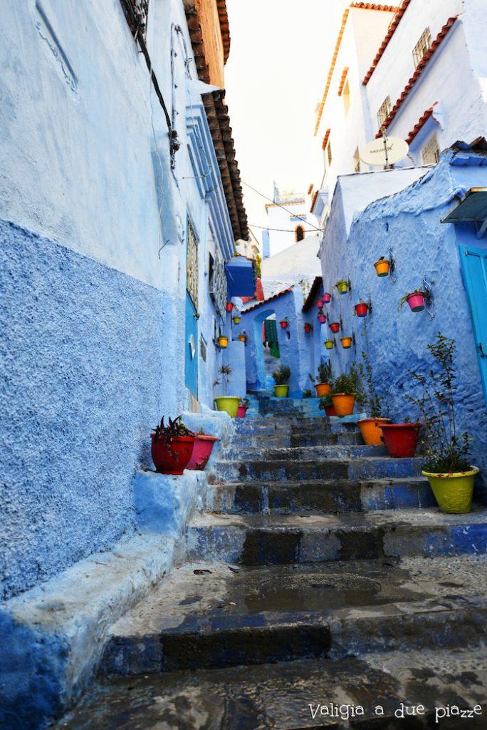 città azzurra marocco