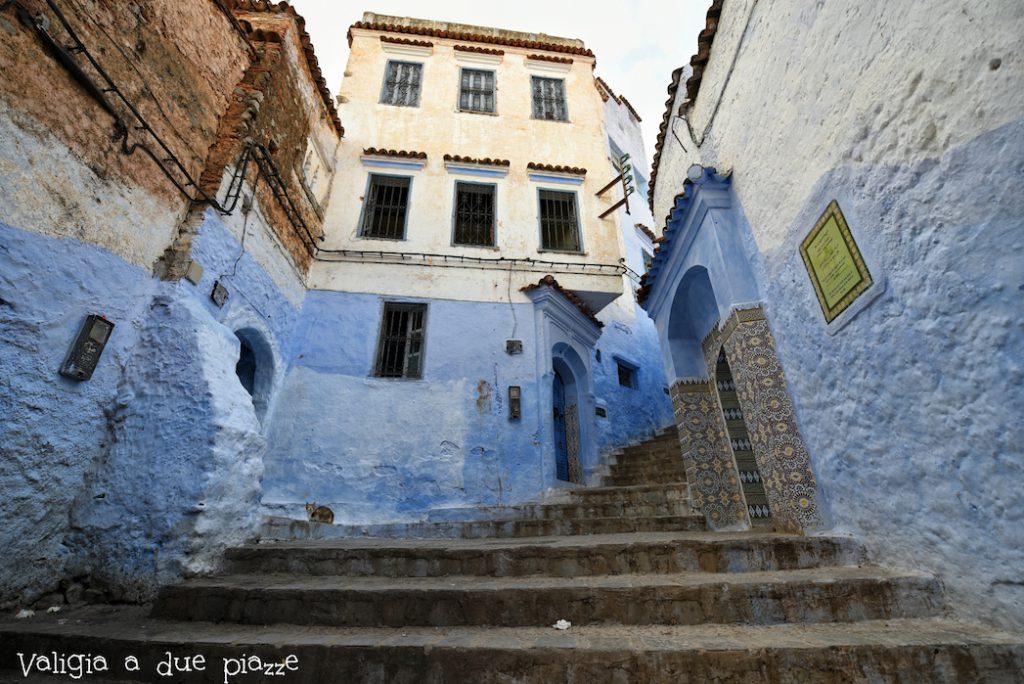 viaggio in marocco chefchaouen