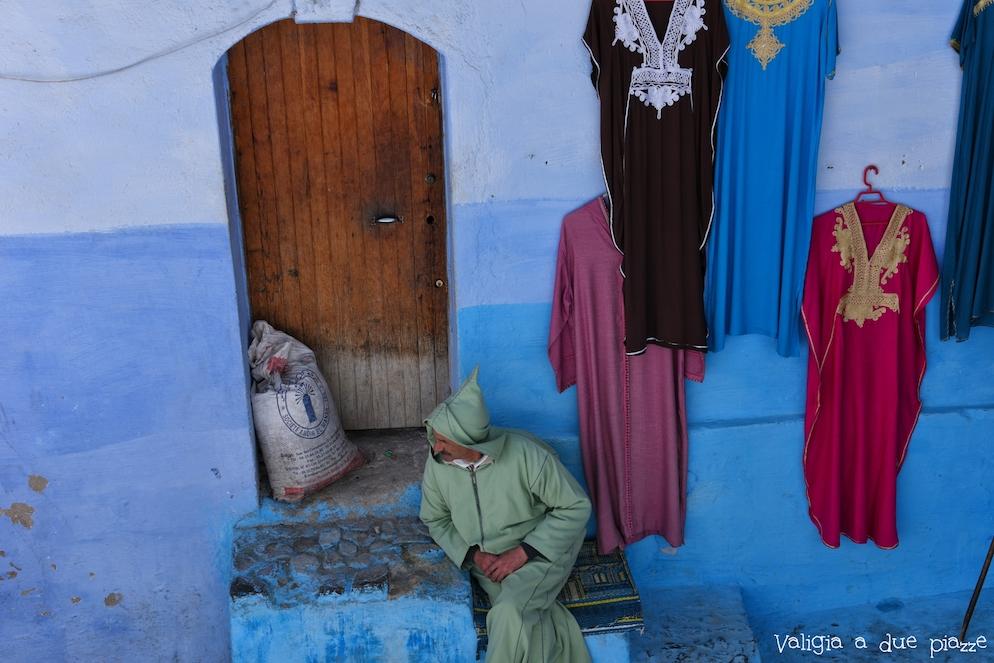 shopping chefchaouen medina