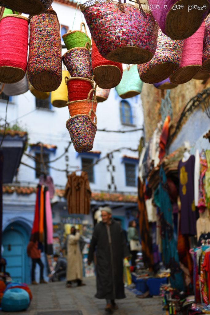 shopping chefchaouen