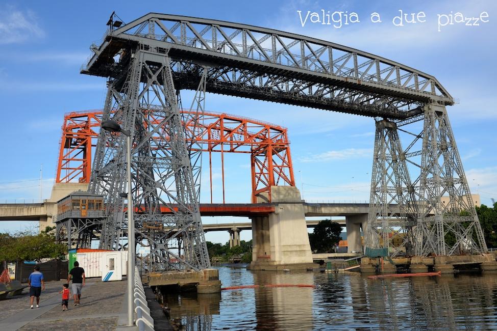 Ponte Riachuelo Boca Buenos Aires Argentina