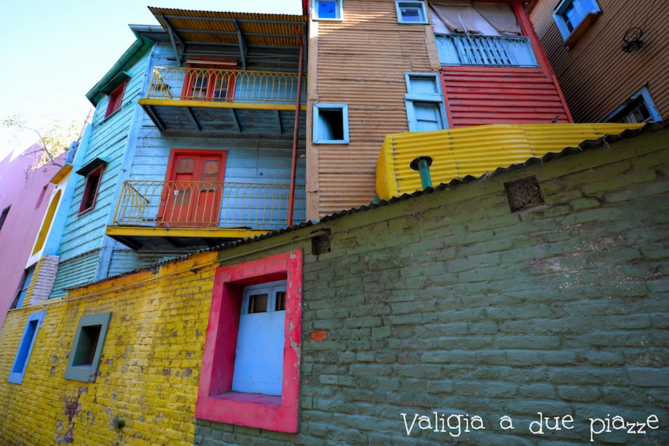 El Caminito Buenos Aires