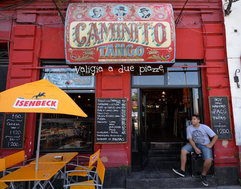 El Caminito Argentina