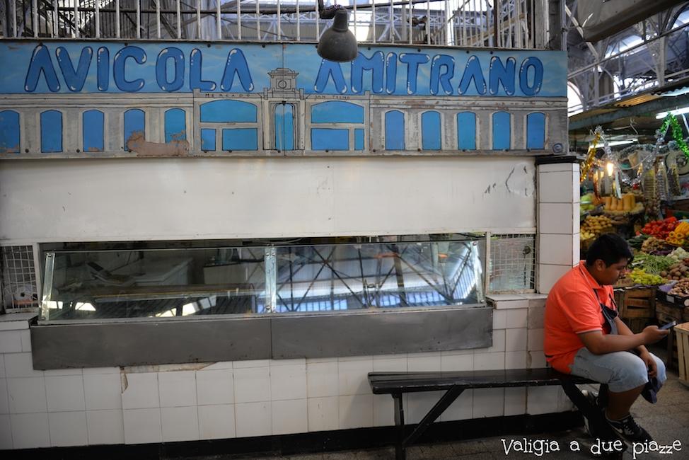 Mercado San Telmo Buenos Aires