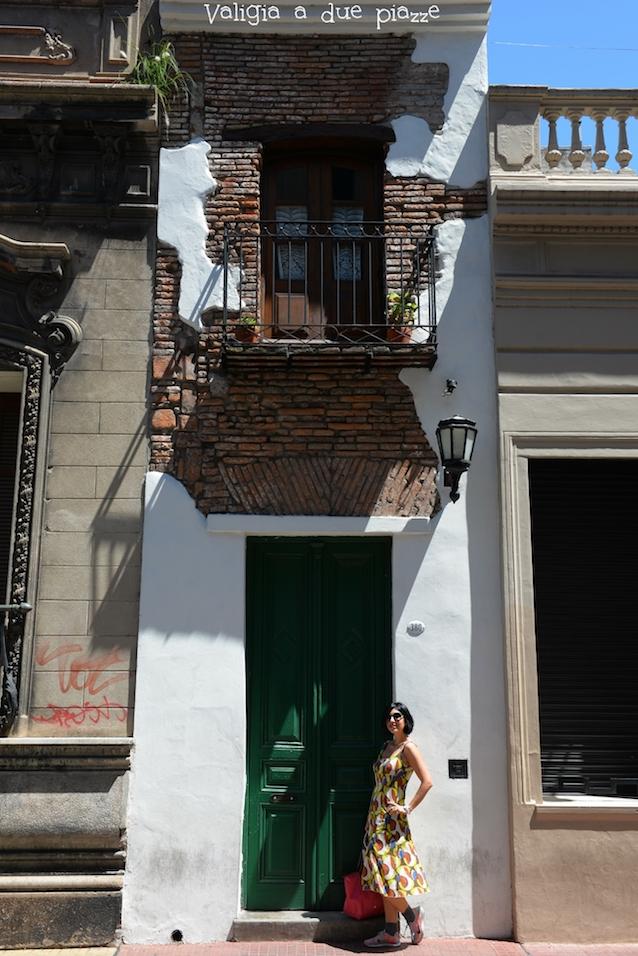 Casa Mínima Buenos Aires San Telmo