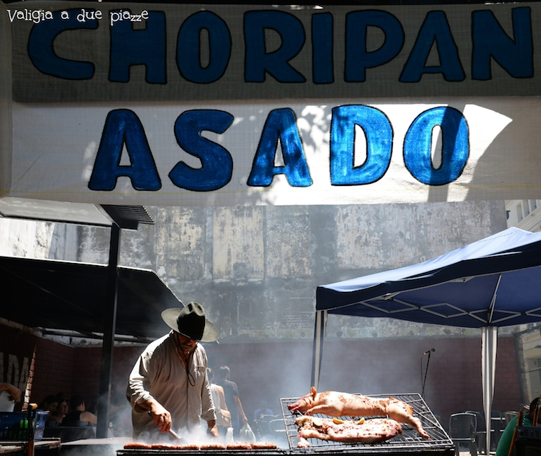 asado San Telmo Buenos Aires Argentina