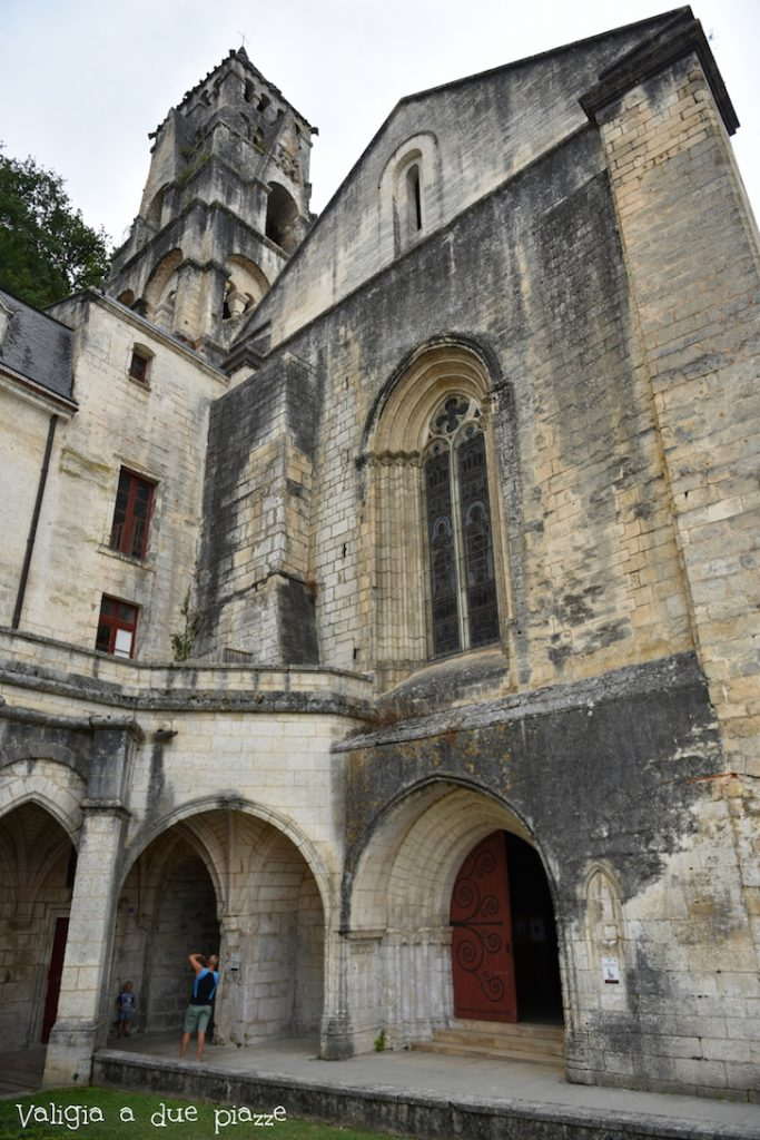 Abbazia Saint-Pierre Brantôme