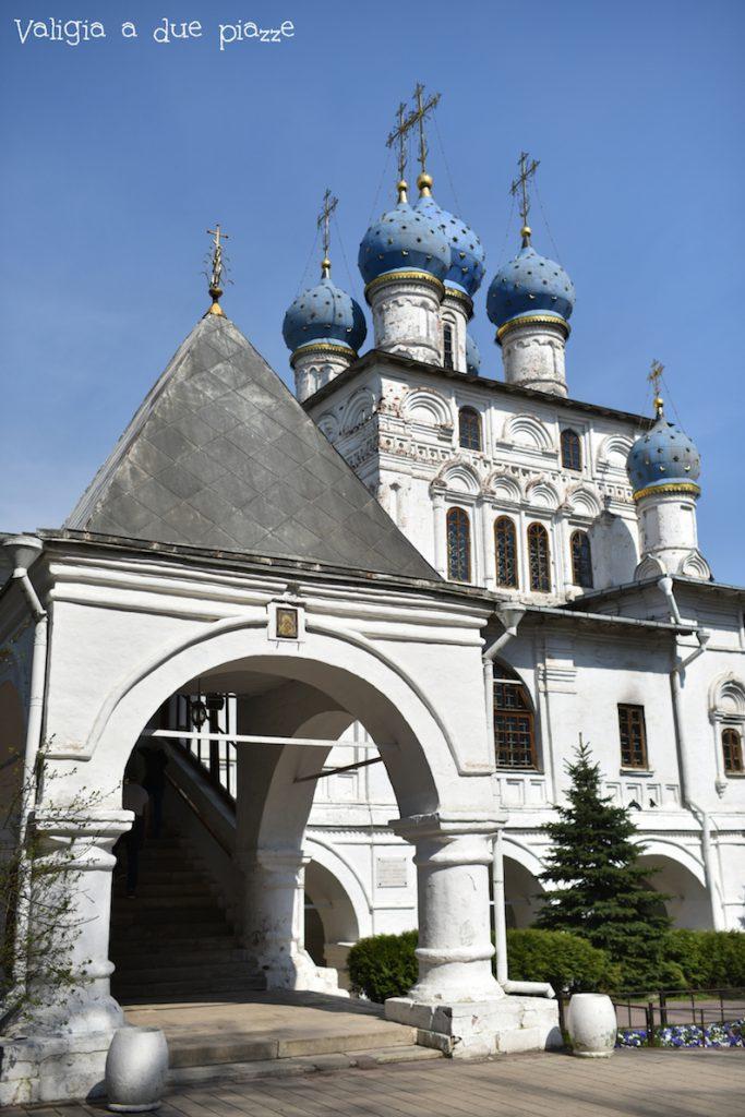 Kolomenskoe Mosca