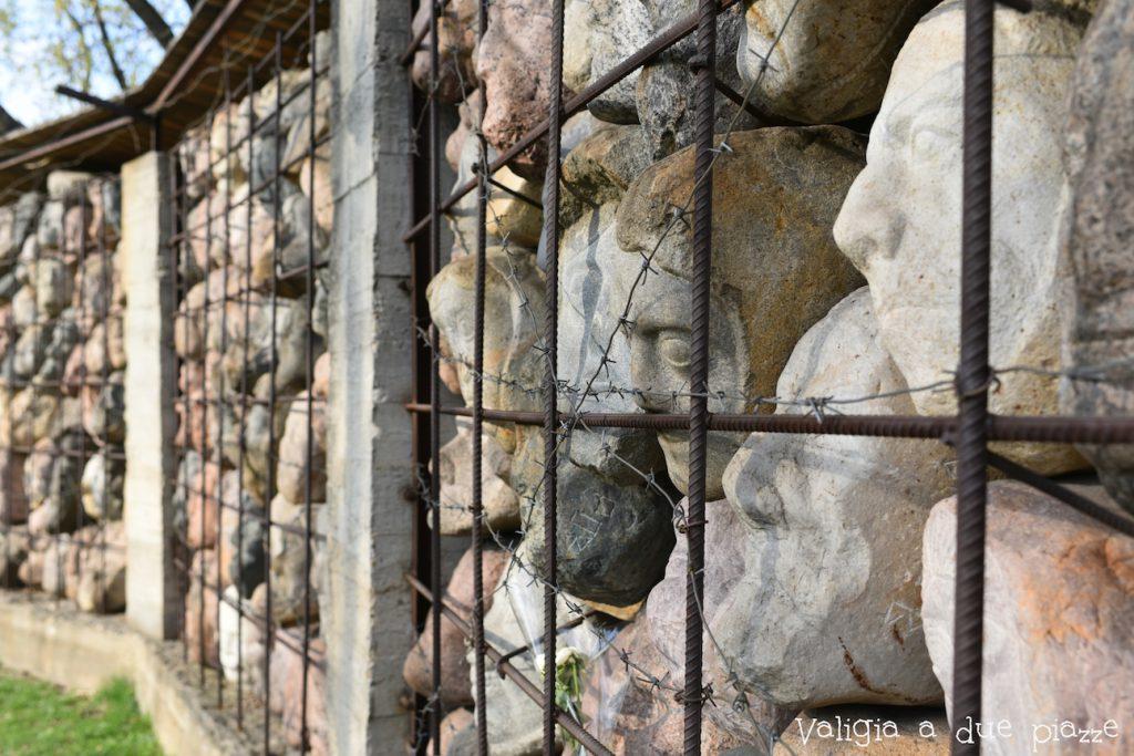 Monumento alle vittime di tutti i totalitarismi