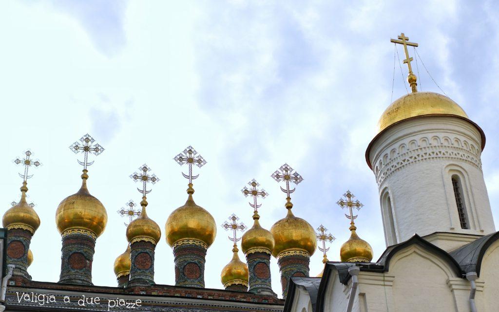 cattedrale della dormiglione cremlino mosca