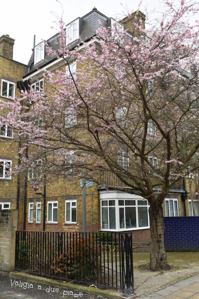 Bethnal Green Londra