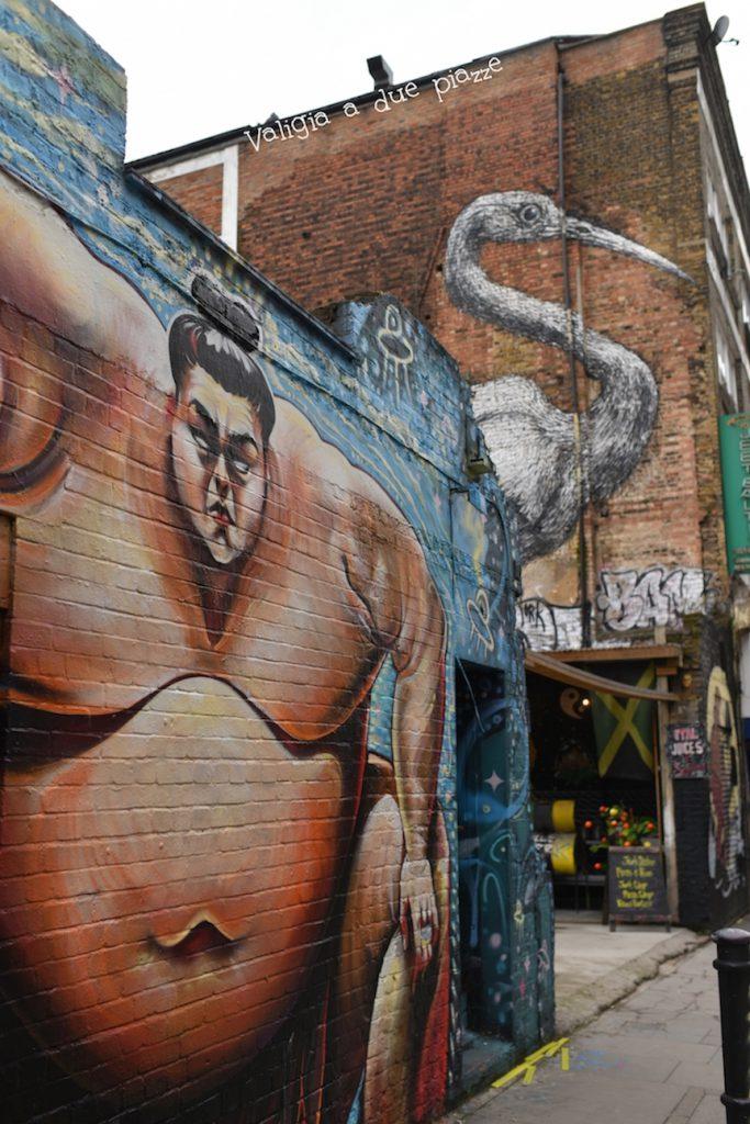 Murales Brick Lane