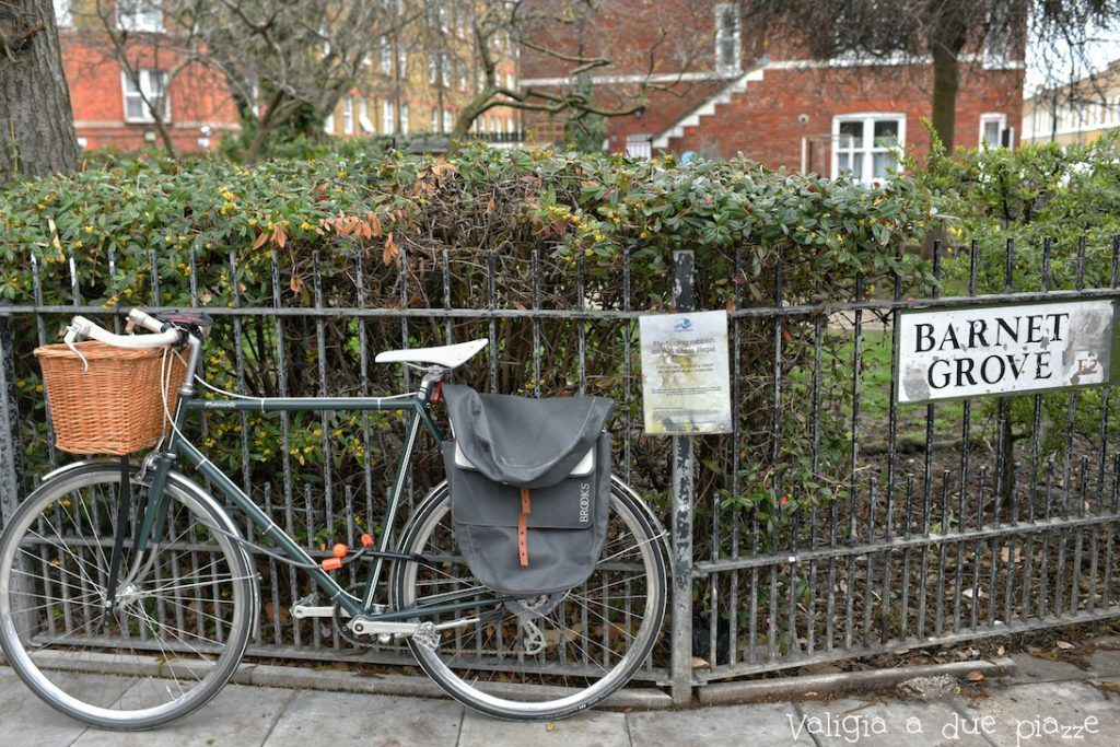 Barnet Grove Londra