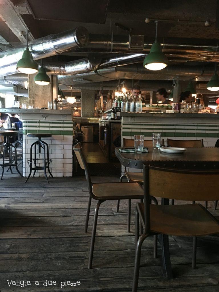 Uno dei miei post preferiti dopo la passeggiata del mattino: Pizza East Shoreditch