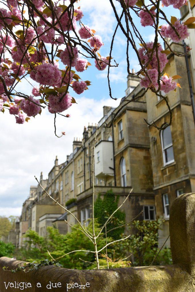 viaggio a Bath in primavera
