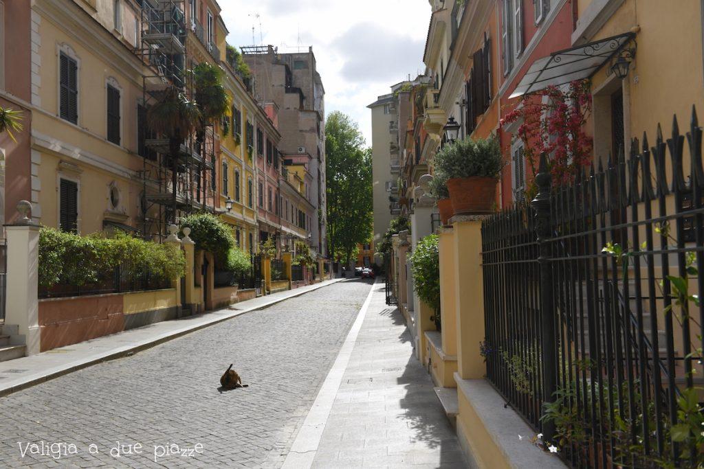 Piccola Londra a Roma