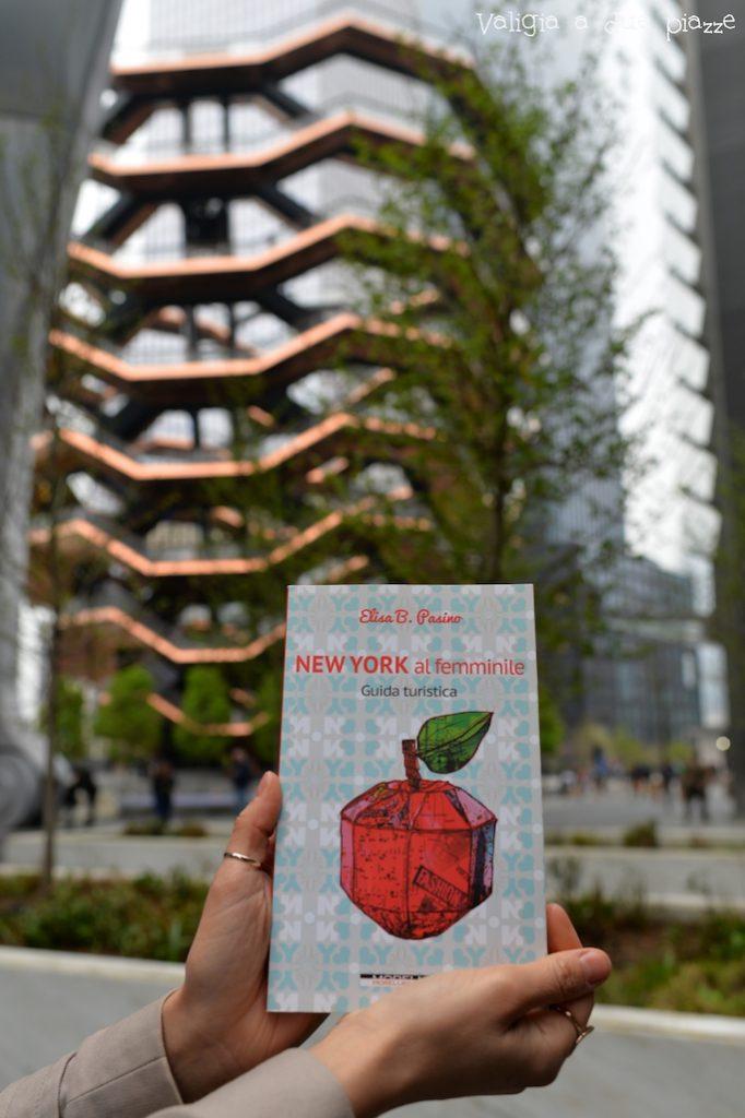 Il mio libro New York al femminile, Morellini Editore