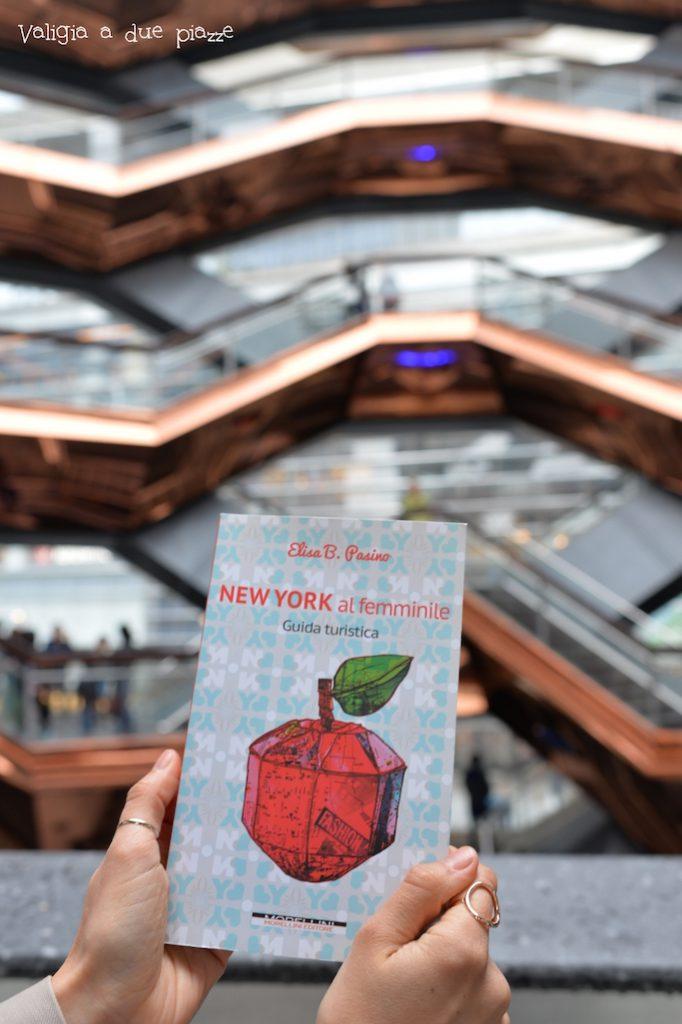 The Vessel e New York al femminile Elisa Pasino Morellini Editore