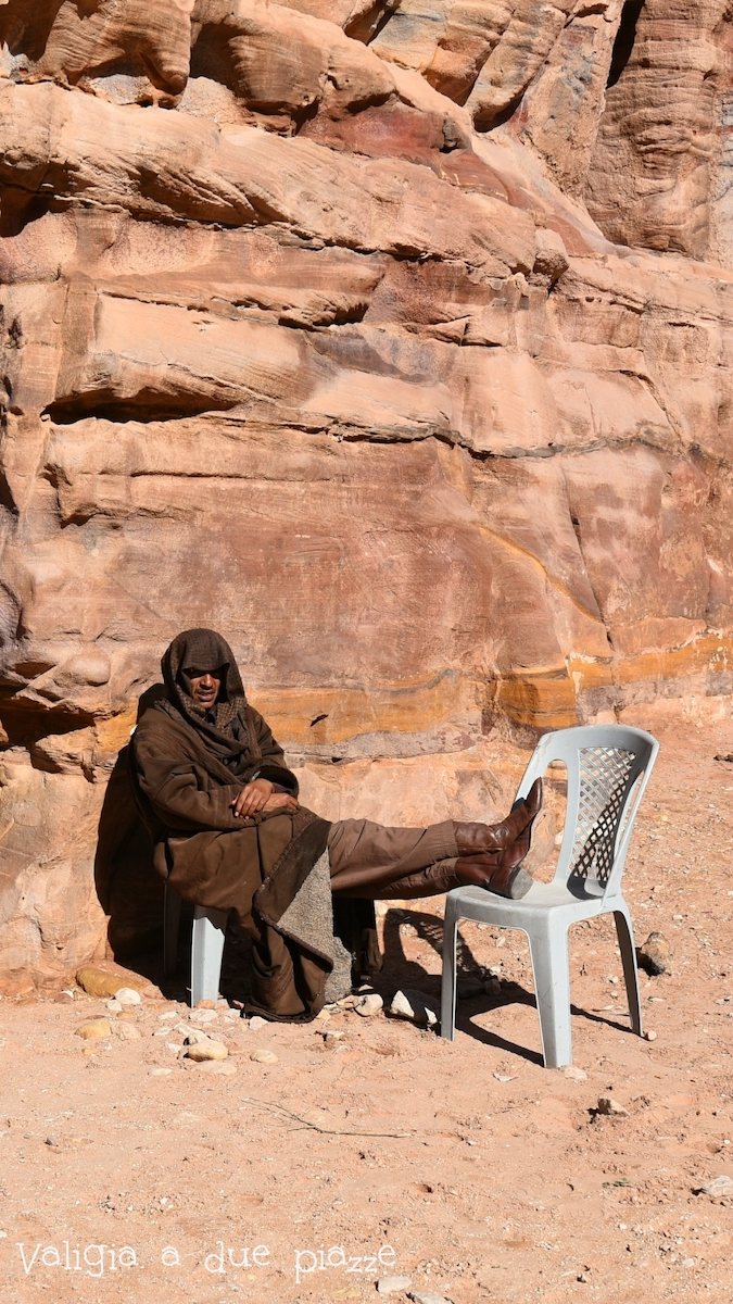 beduino Petra
