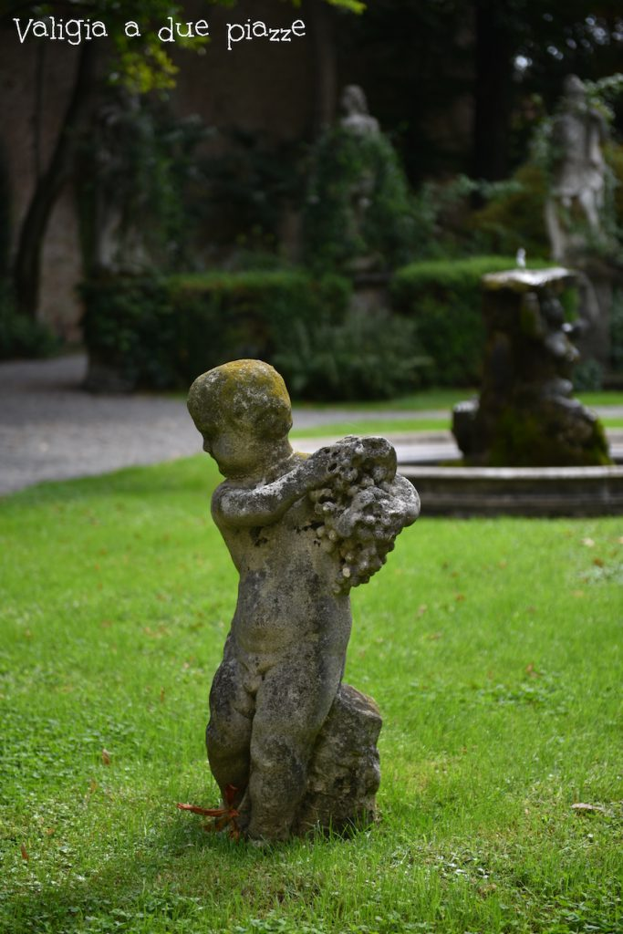 giardino delizie Portaluppi Casa Atellani
