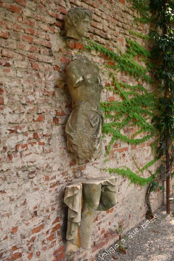 Giardino Casa Atellani Milano