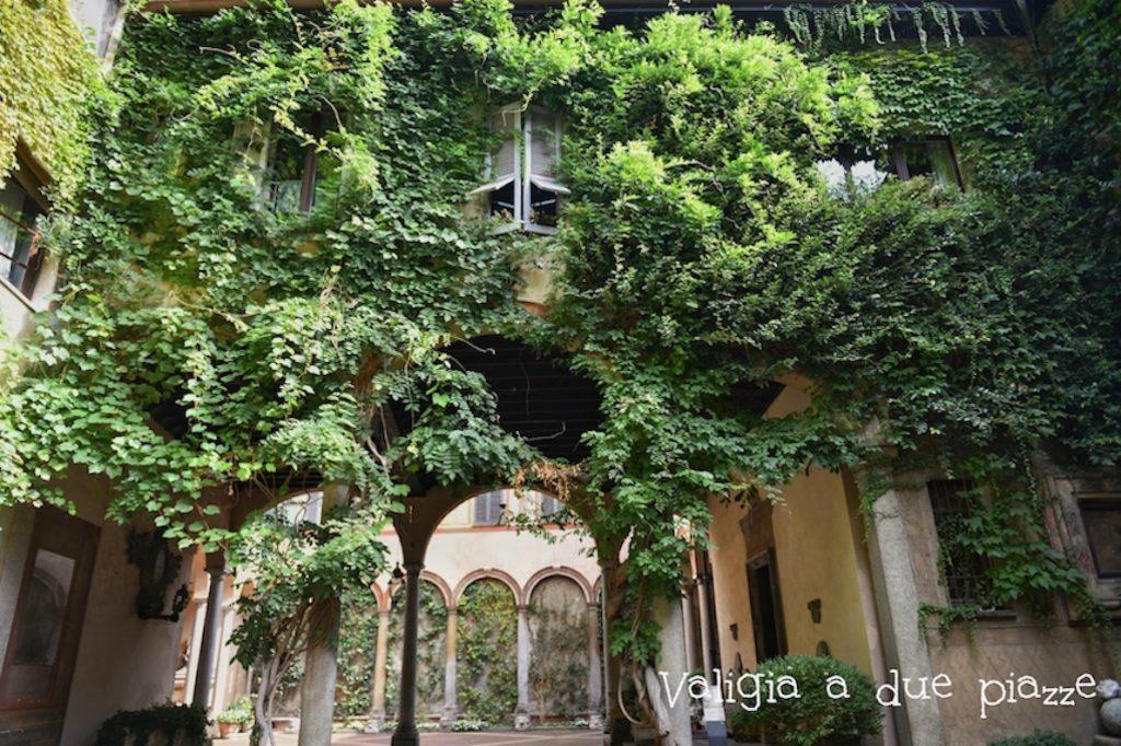 Casa degli Atellani Leonardo Milano