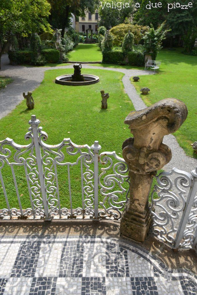 Casa degli Atellani Milano giardino