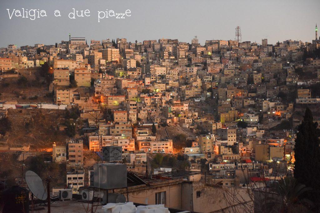 Amman, panorama