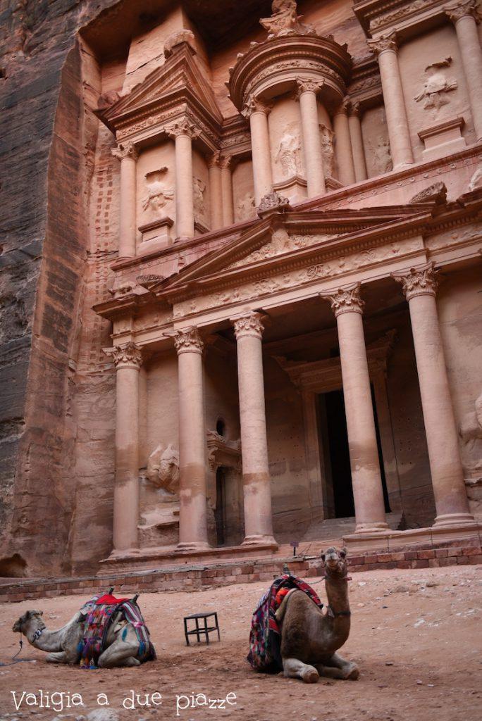 Il famoso Tesoro di Petra