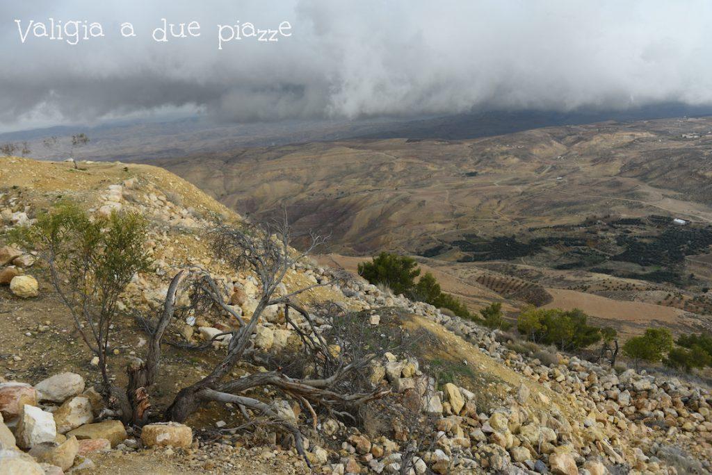 La Terra Promessa dal Monte Nebo