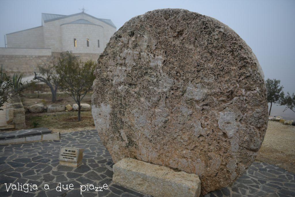 La chiesa del Memoriale di Mosè sul Monte Nebo