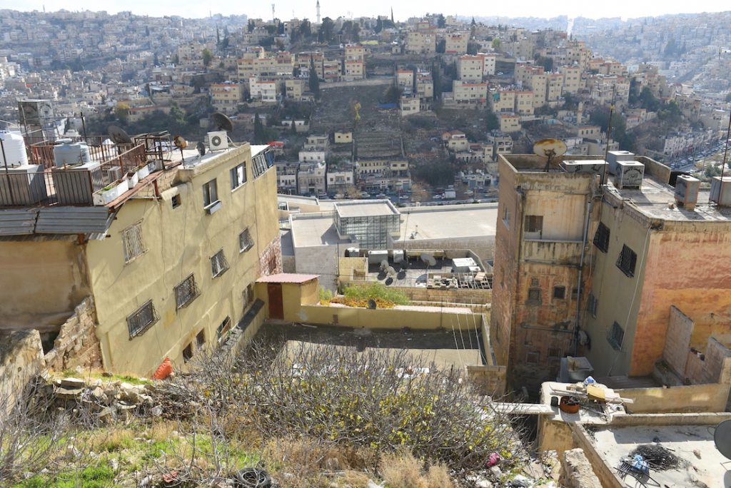 Amman dal quartiere Jabal